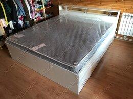 Кровати - Кровать 180х200 с ящиками и матрасом, 0