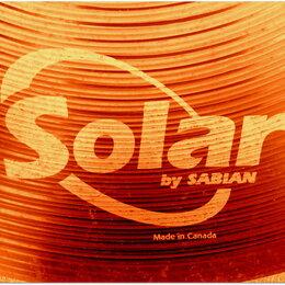 Тарелки - Sabian Solar, 0