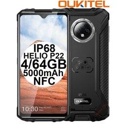 Мобильные телефоны - Новые Oukitel WP8 Pro Black IP68 NFC 4/64GB, 0
