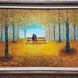 Картины, постеры, гобелены, панно - Картина с багетом 43,5х35,5, 0