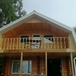 Готовые строения - Деревянные дома и бани. Отделочные работы, 0