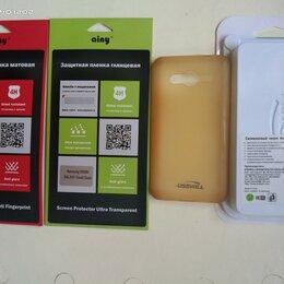 Защитные пленки и стекла - Защитная пленка, чехол смартфона SAMSUNG , 0
