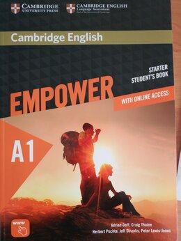 Литература на иностранных языках - Empover Starter Students book with online access, 0