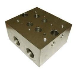Промышленные плиты - Плиты присоединительные Ду6,10,16,20  (переходные) , 0