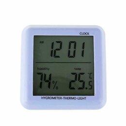 Метеостанции, термометры, барометры - Термометр гигрометр (00019), 0