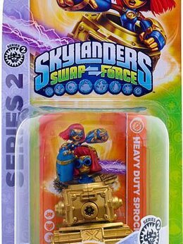 Другое - Skylanders Swap Force: Интерактивная фигурка…, 0