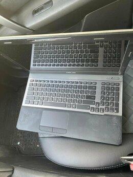Ноутбуки - Супер крутой игровой ноутбук ROG G55v , 0