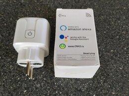 Системы Умный дом - WiFi розетка Tuya 16A, 0
