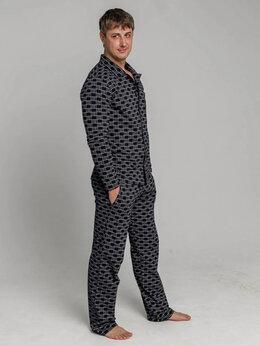 Домашняя одежда - Мужская пижама , 0