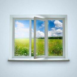 Окна - Окно 3-х створчатое, 0
