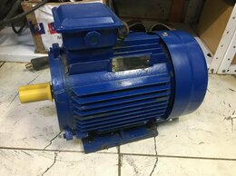 Производственно-техническое оборудование - Двигатель асинхронный 4квт 220\380v, 0