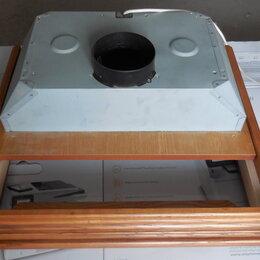 Вытяжки - Вытяжка на кухню в дубовой раме, 0