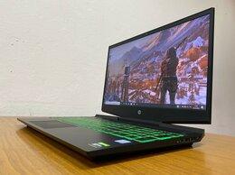 Ноутбуки - Топовый ноутбук HP/Core i5 9300H/500Gb…, 0