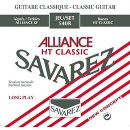 Струны - Savarez 540R набор струн для 6-струнной…, 0