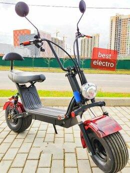 Самокаты - Электроскутер MiniPro C3+ , 0