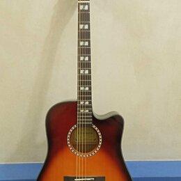 Акустические и классические гитары - Акустическая Гитара Cremona D-685C Sunburst, 0