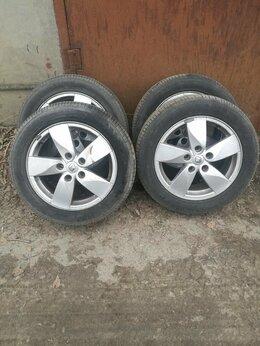 Шины, диски и комплектующие - Колёса на Renault, 0