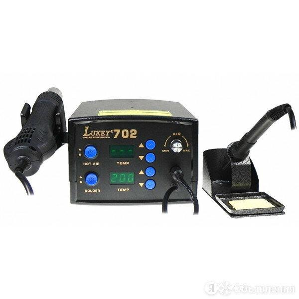 Цифровая паяльная станция LUKEY 702 по цене 5090₽ - Прочее оборудование  , фото 0