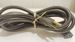 Кабели и провода - Кабель новый электрический мощный., 0