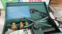 Аппараты для сварки пластиковых труб - Паяльник для пластиковых труб, 0