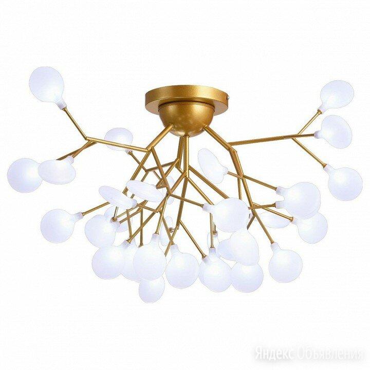 Потолочная люстра Natali Kovaltseva Grace GRACE 75126/12С GOLD SATIN по цене 21381₽ - Люстры и потолочные светильники, фото 0