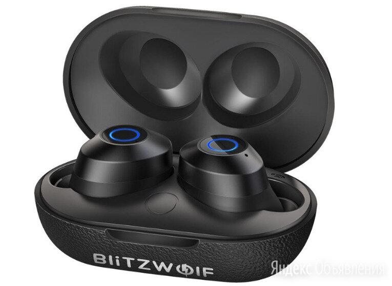 Беспроводные наушники BlitzWolf BW-FYE5 по цене 1900₽ - Наушники и Bluetooth-гарнитуры, фото 0