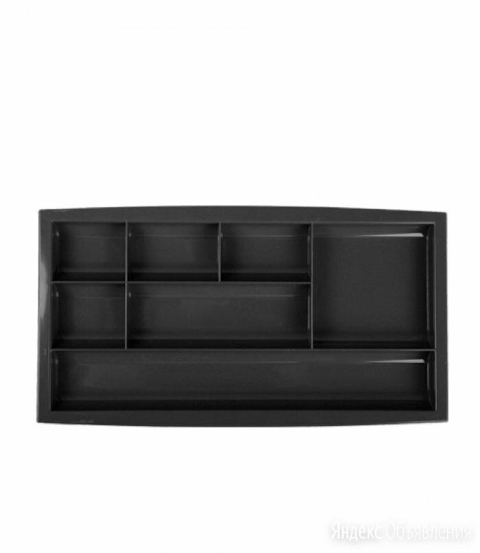 Организатор пустой 7отд FIELD  черн. арт. ОР700 Стамм/10 по цене 73₽ - Мебель для кухни, фото 0
