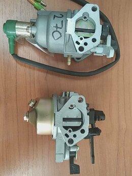 Запчасти  - Карбюраторы к двигателям GX160, GX200, GX270,…, 0