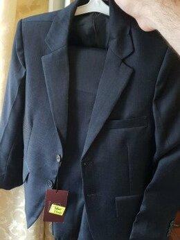 Пиджаки - Костюм для мальчика  на рост 128-134: пиджак и…, 0