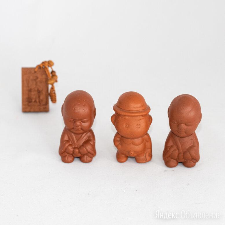 Писающий мальчик (статуэтка для чайной церимонии) по цене 300₽ - Аксессуары, фото 0