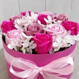 Искусственные растения - Цветы из мыльных роз, 0