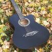 Матовая гитара акустическая по цене 3900₽ - Акустические и классические гитары, фото 0