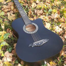 Акустические и классические гитары - Матовая гитара акустическая, 0