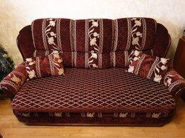 Диваны и кушетки - Диван и кресло в гостиную, 0