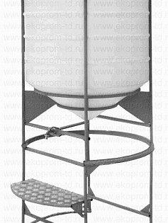 Баки - ФМ-500 + стол-тумба, 0