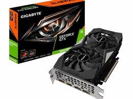 Видеокарты - Видеокарта gigabyte GeForce GTX 1660 super OC 6 gb, 0