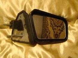 Кузовные запчасти - Зеркало заднего вида левое, 0