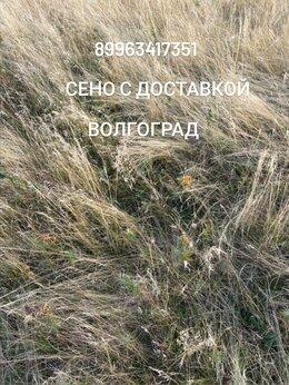 Сено и наполнители - СЕНО В ТЮКАХ И РУЛОНАХ, 0