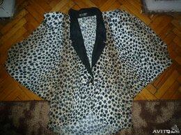 Пиджаки - Пиджак накидка, 0