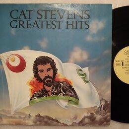 Музыкальные CD и аудиокассеты - Cat Stevens - Greatest Hits - 1975 год - Island Records, 0