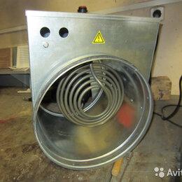 Вентиляция - Электронагреватель для круглых каналов HK-315-2,0, 0