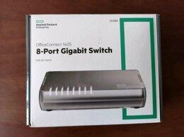 Кабели и разъемы - Коммутатор HPE 1405 8G v3 switch, 0