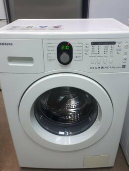 Стиральные машины - Стиральная машина Samsung 6 кг, 0