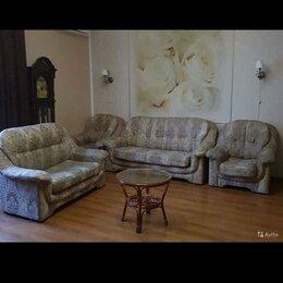 Диваны и кушетки - Набор мягкой мебели, 0