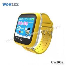 Умные часы и браслеты - Детские часы GW 200S Wonlex, 0