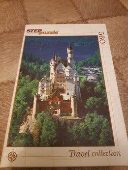 Пазлы - Средневековый замок, 0