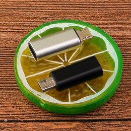 Зарядные устройства и адаптеры - Переходник Lightning - Micro USB, 0