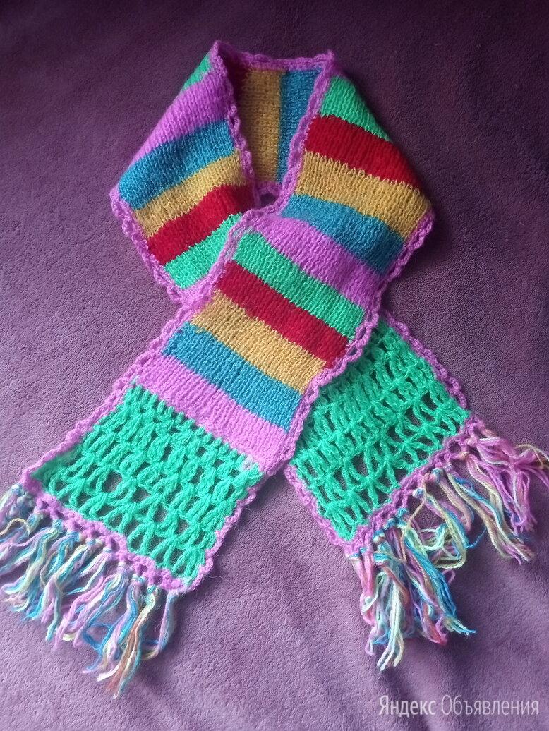 Новый шарф ручной работы по цене 50₽ - Шарфы, фото 0