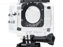 Аксессуары для экшн-камер - Аквабокс для экшн камер SJCam SJ4000 и F60, 0
