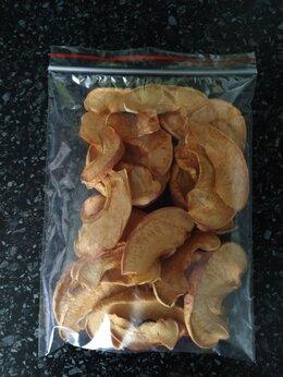 Продукты - Хрустящие фруктовые чипсы из яблок и пастила, 0